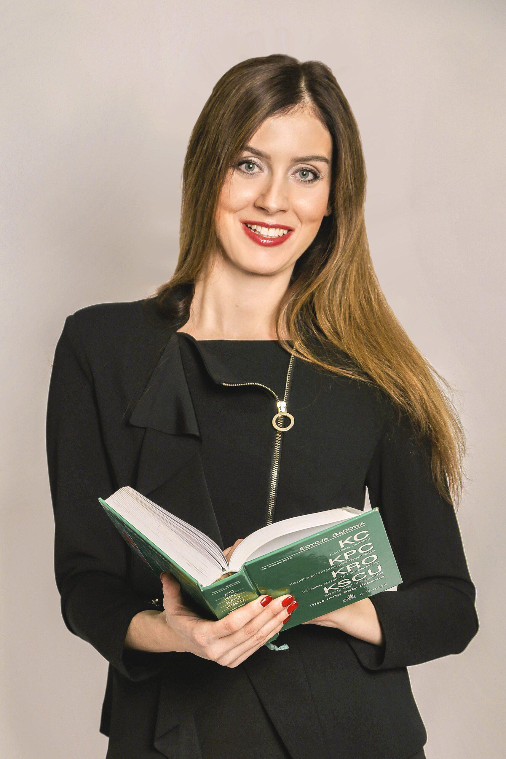 Adwokat Katarzyna Moździerska