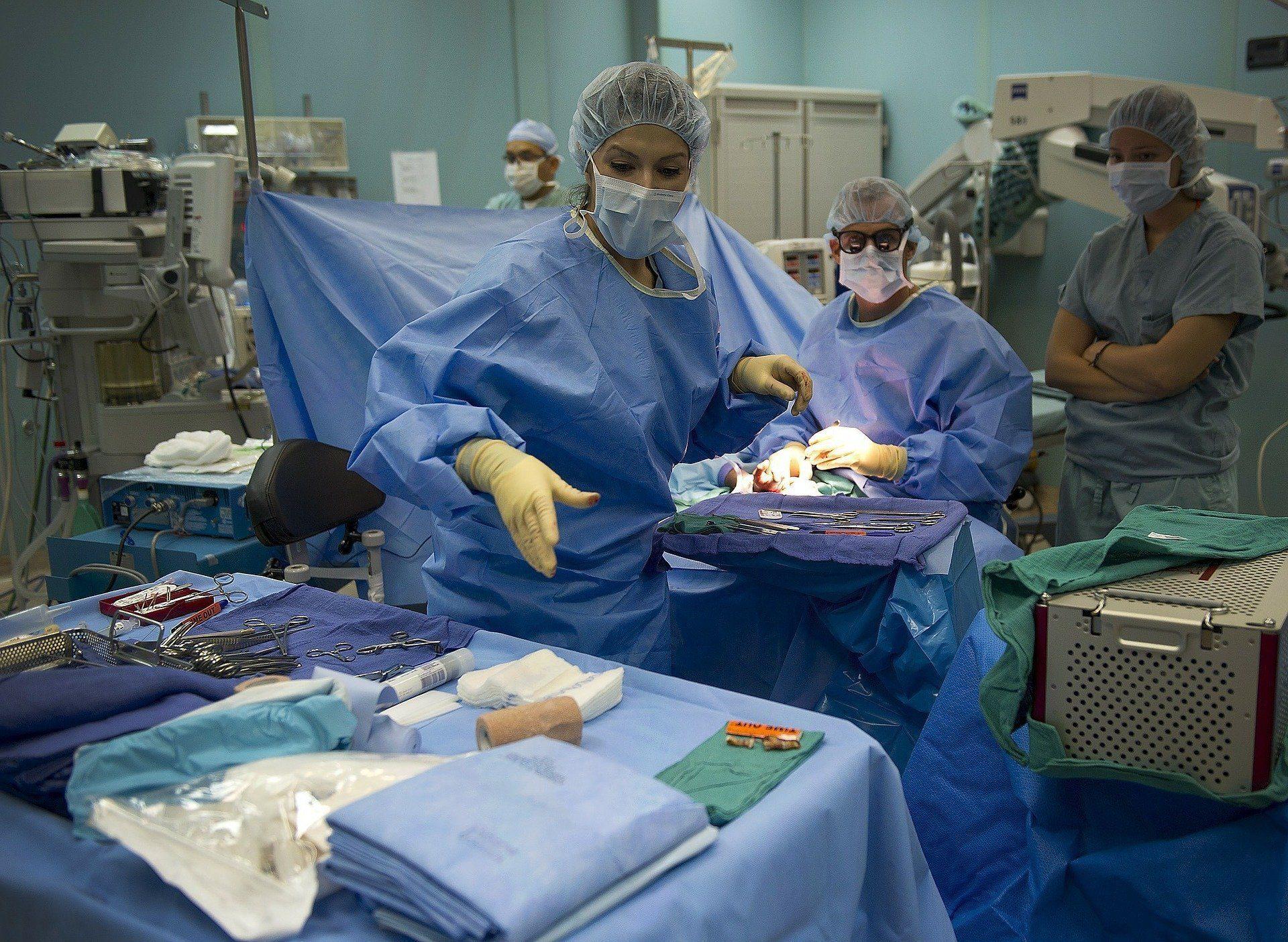 Pozostawienie ciała obcego w polu operacyjnym – roszczenia